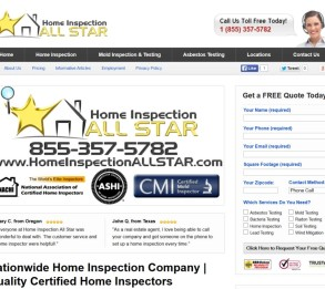 home inspection company