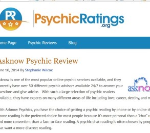 psychics review
