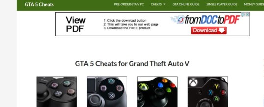 Custom WordPress Twenty Fourteen For Gaming Cheats