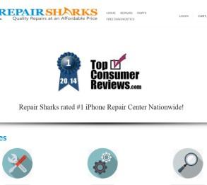 https://www.repairsharks.com